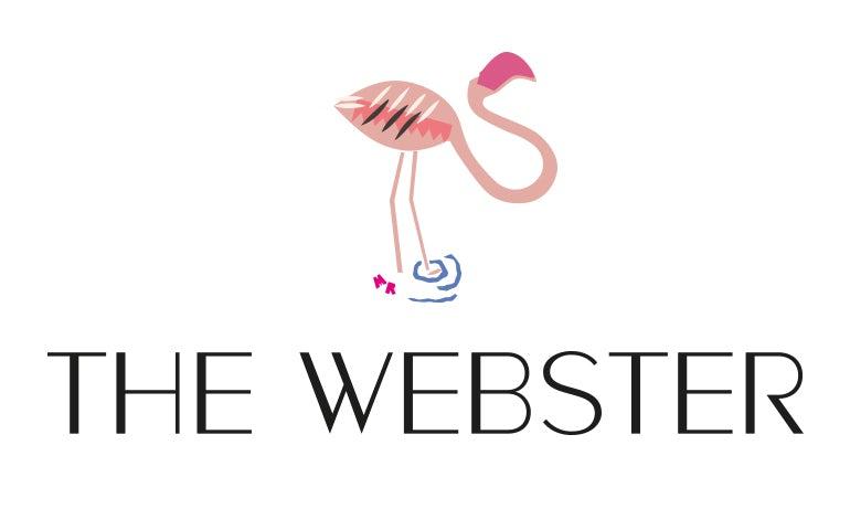 The Webster company logo