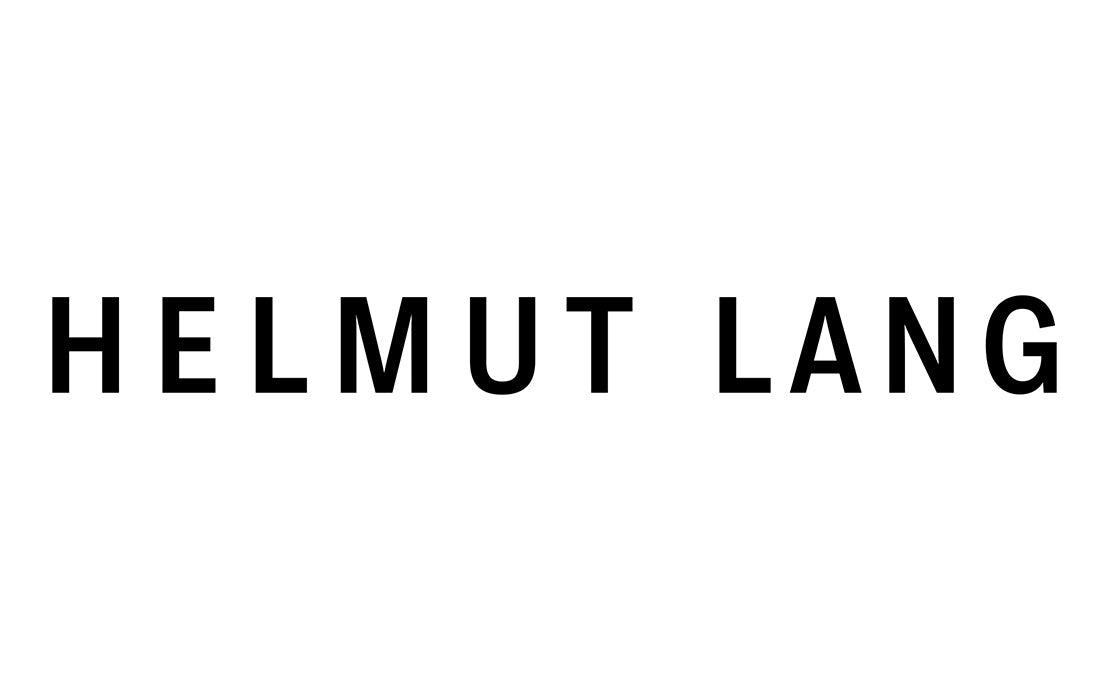 Helmut Lang company logo