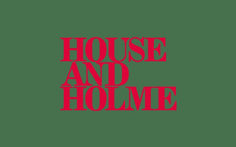 House and Holme company logo