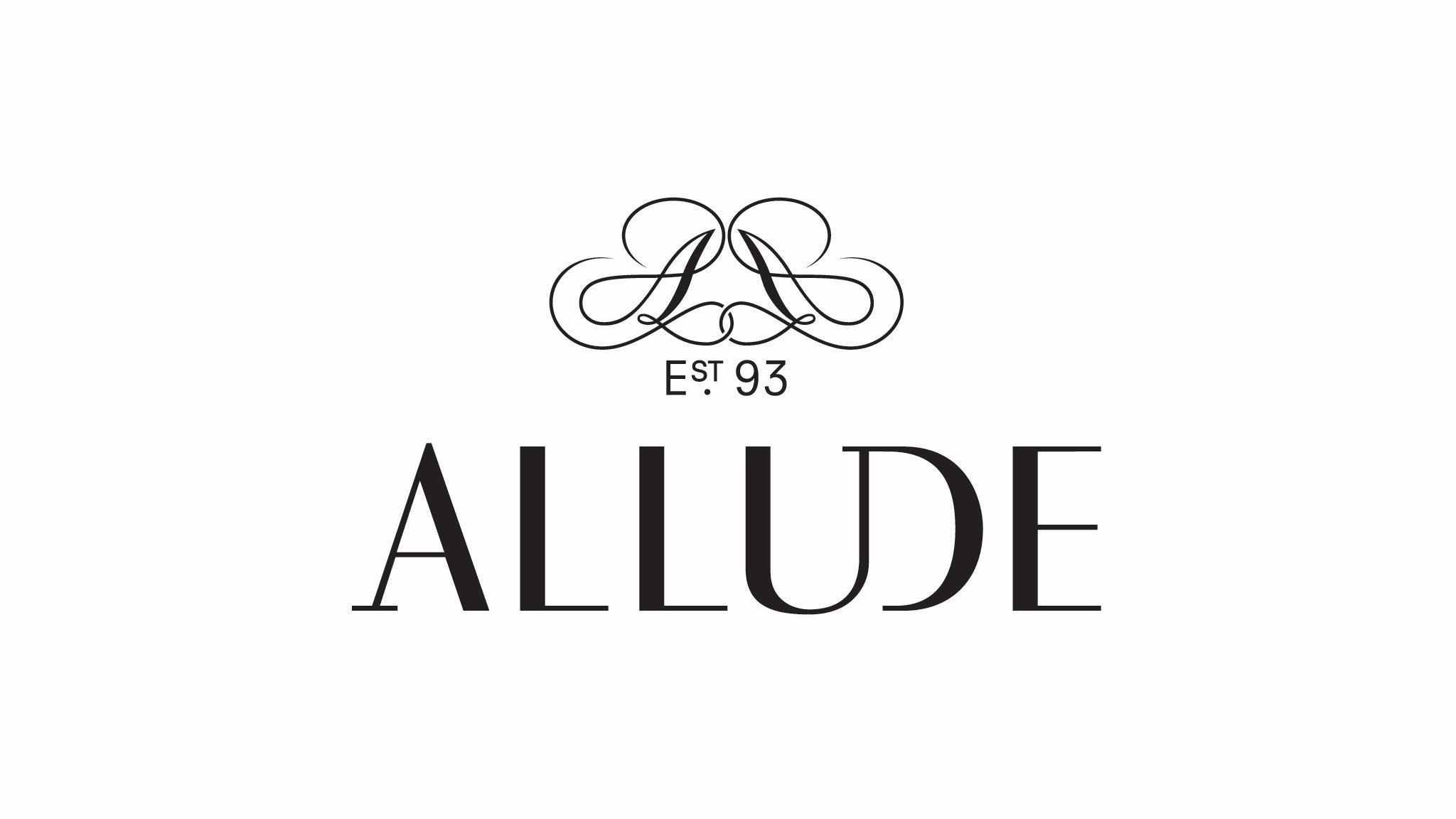 Allude company logo