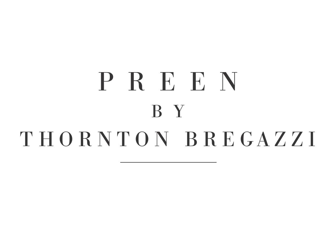 Preen by Thornton Bregazzi company logo