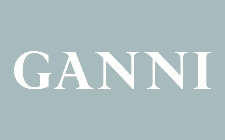 Ganni company logo