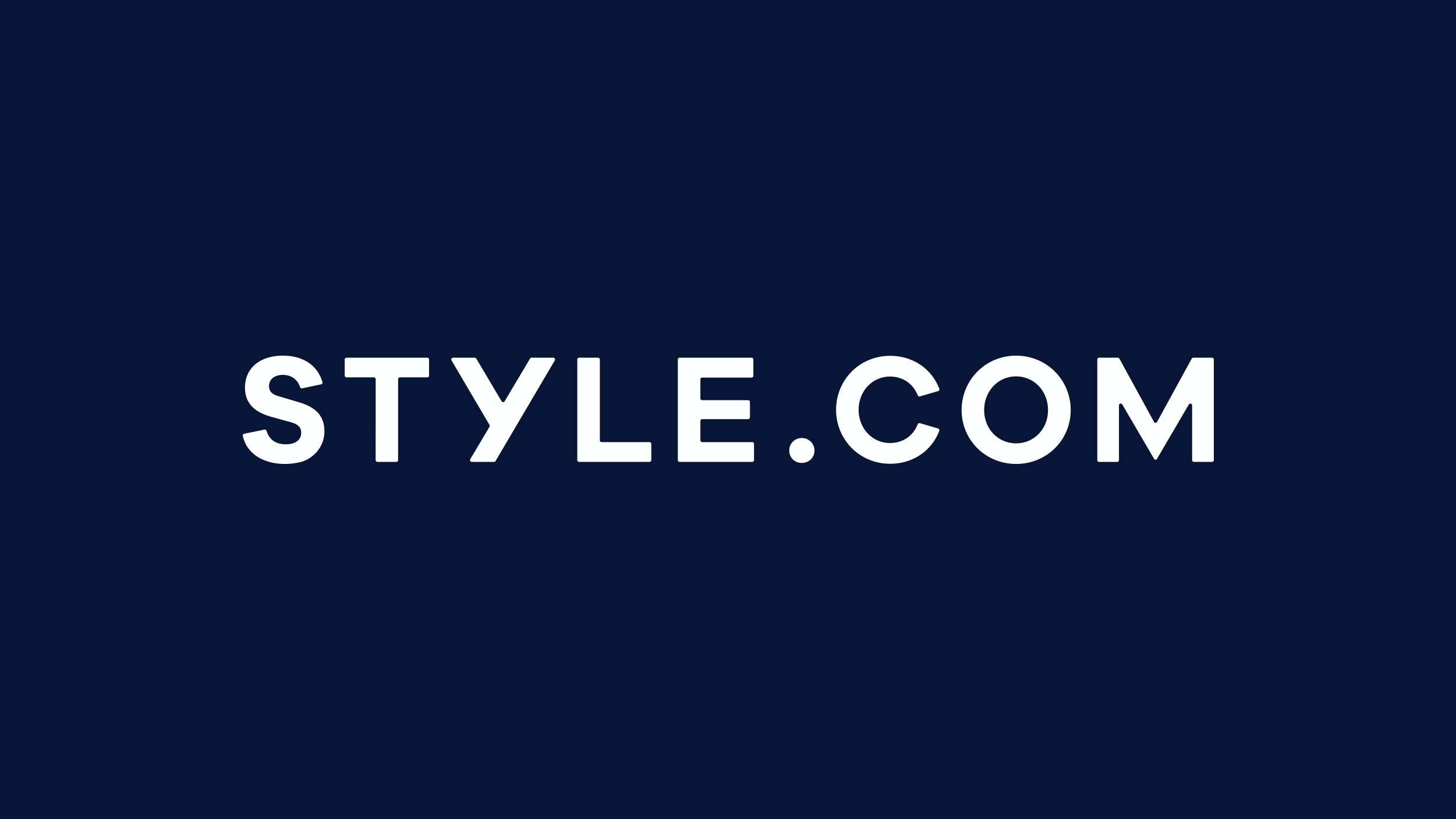 Style.com company logo