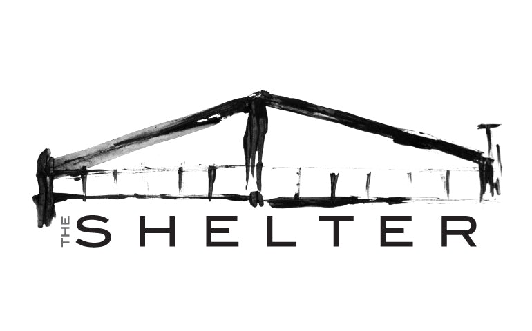 The Shelter company logo