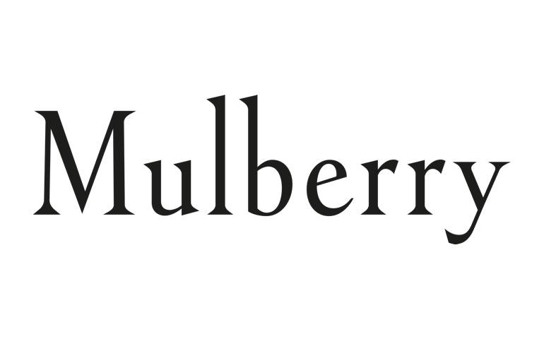 Mulberry company logo