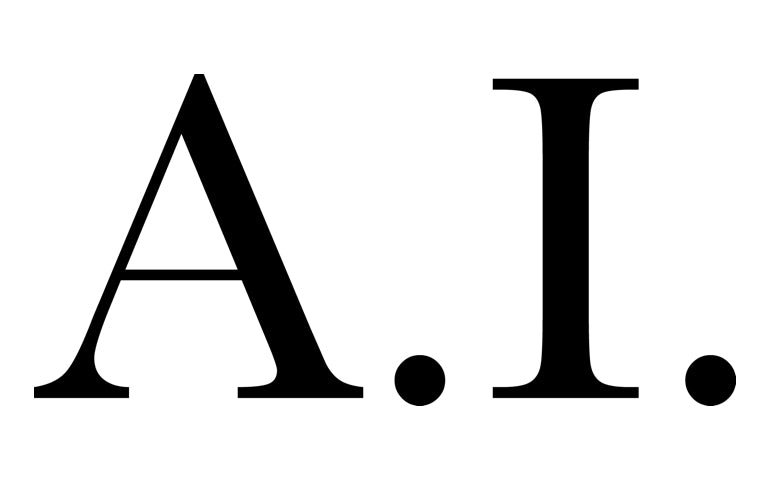 A.I. PR company logo