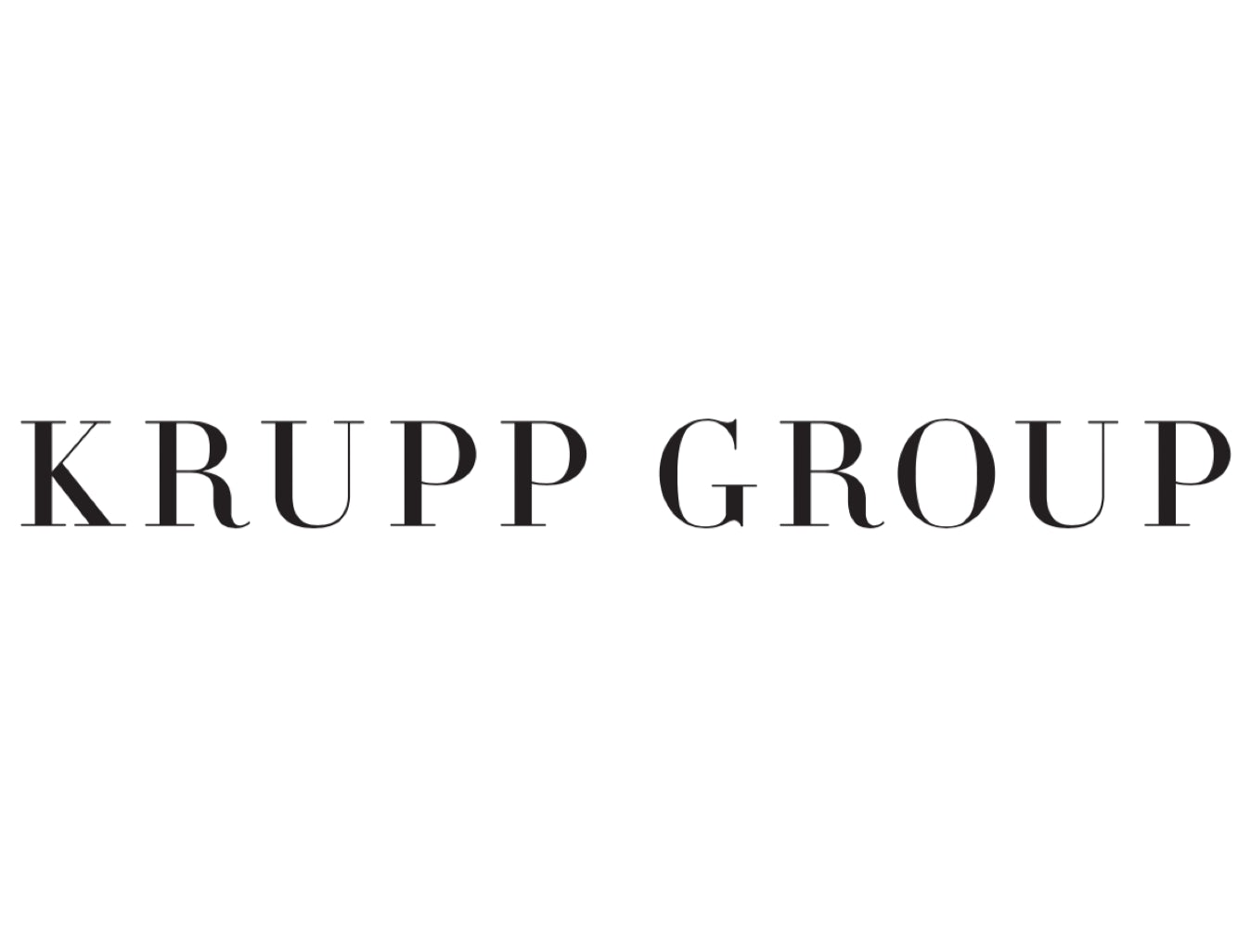 Krupp Group company logo