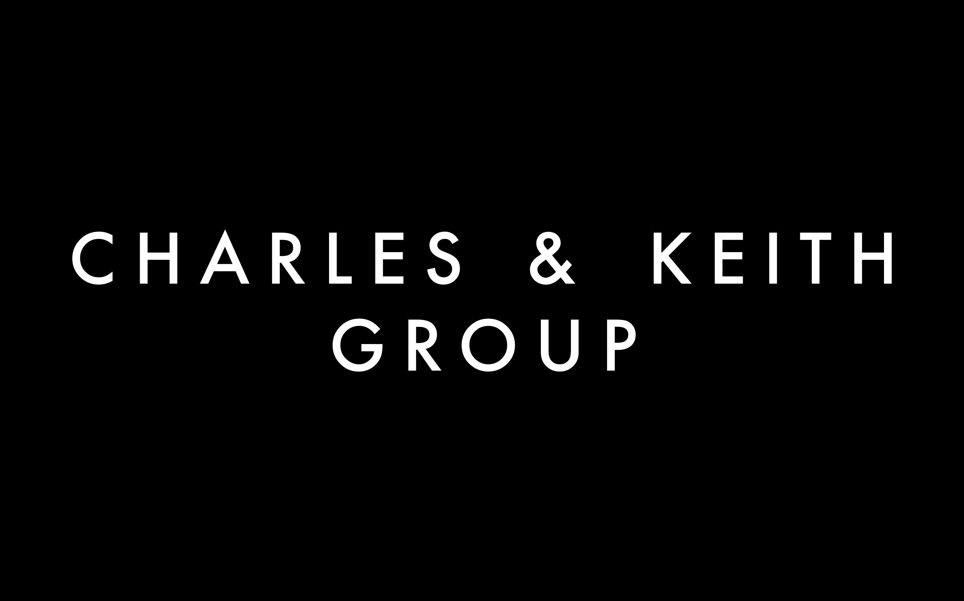 Charles & Keith Group company logo