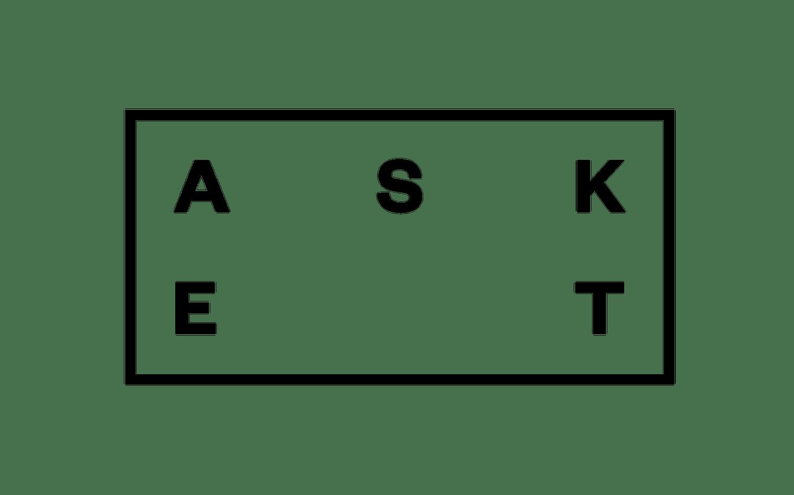 Asket company logo