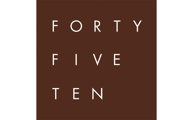 Forty Five Ten company logo