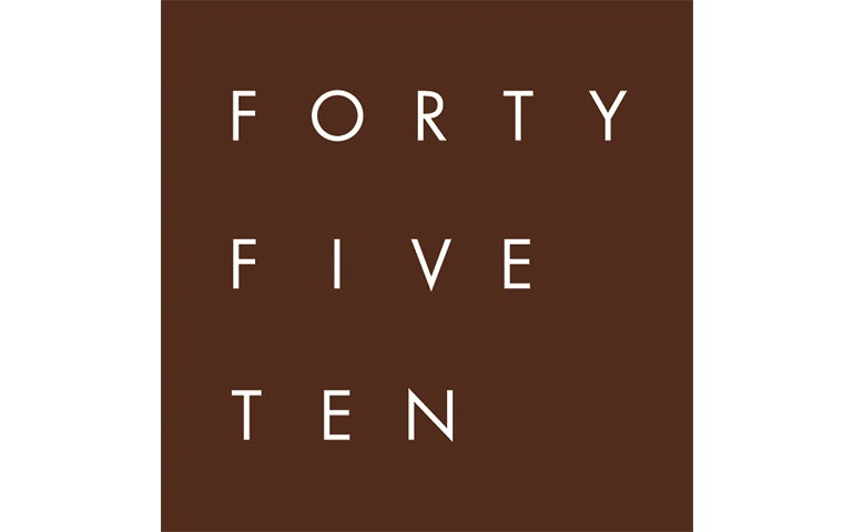 Forty Five Ten company logo