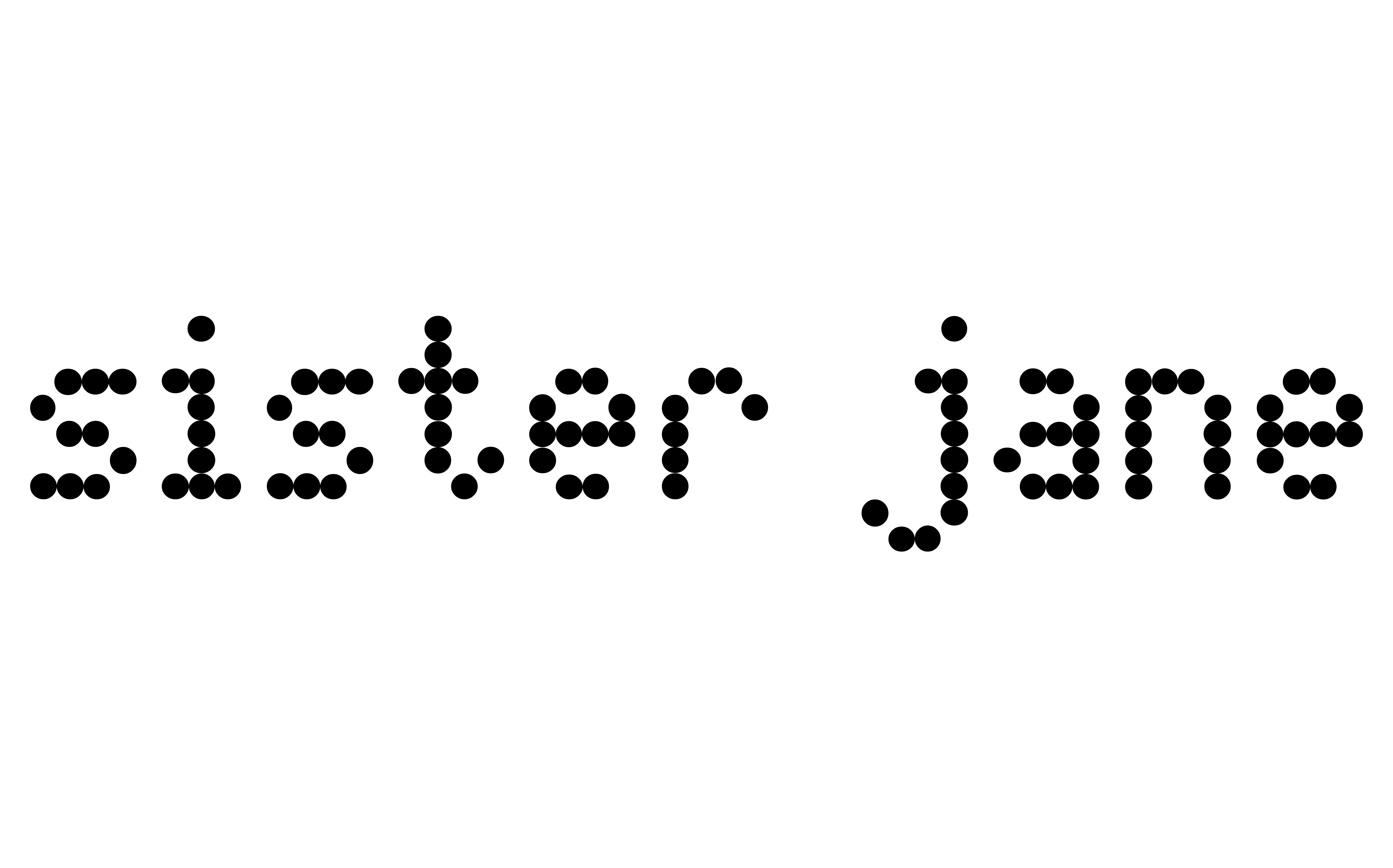 Sister Jane company logo
