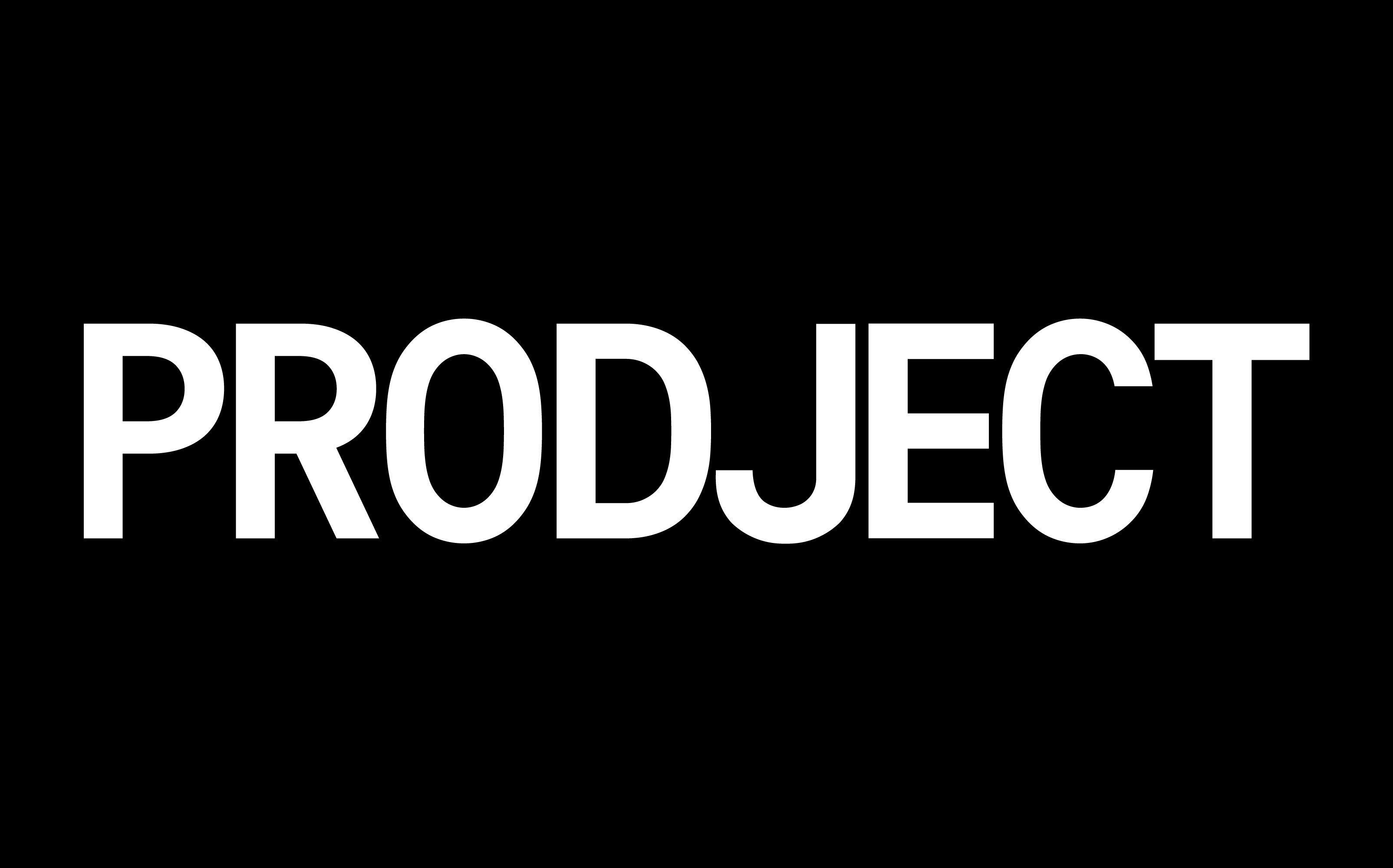 Prodject company logo