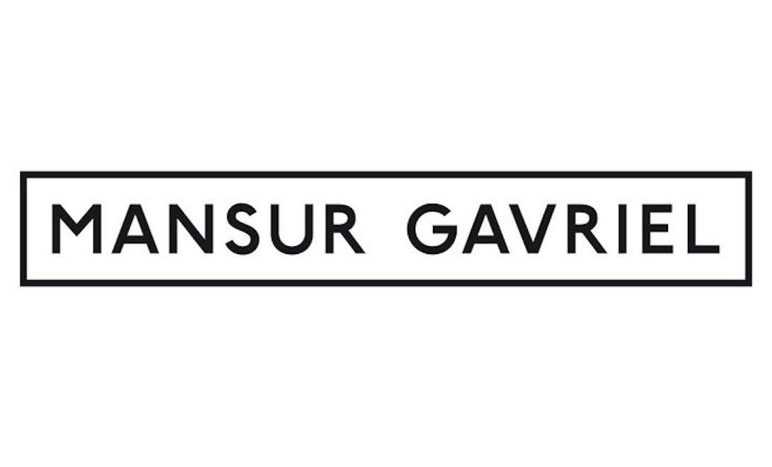 Mansur Gavriel company logo