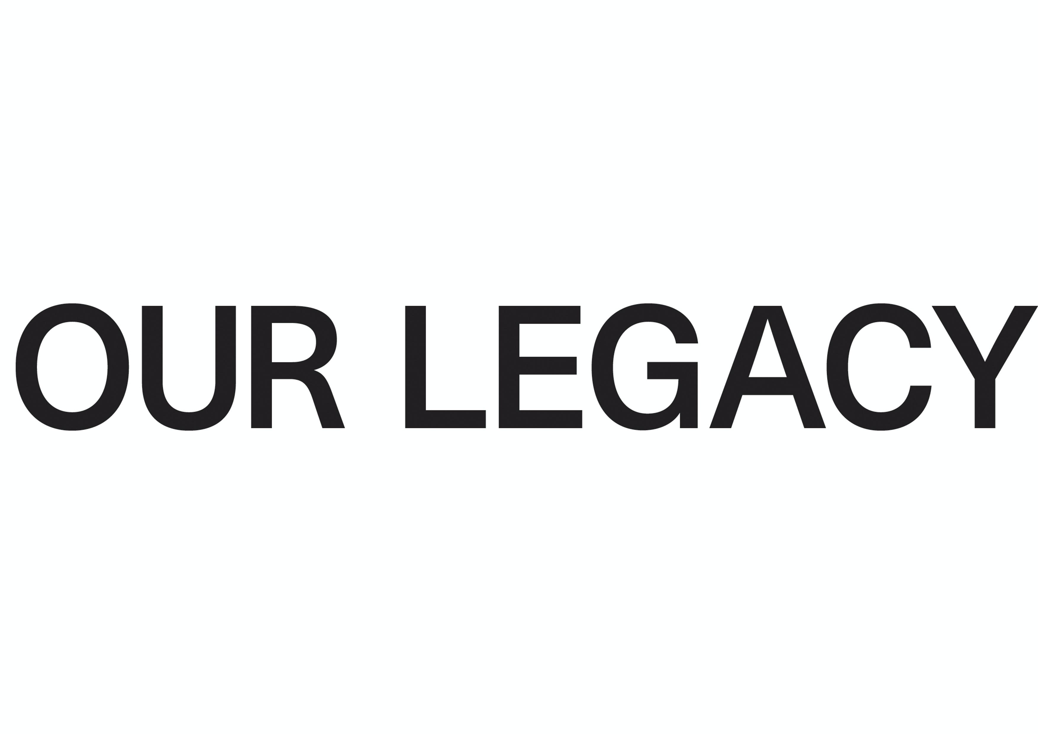Our Legacy company logo