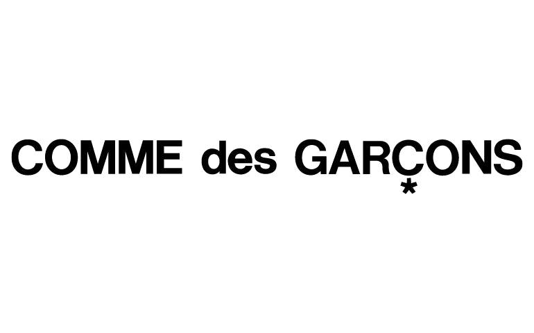 Comme des Garçons company logo