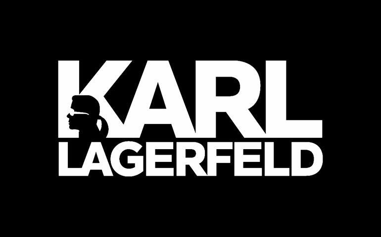 Karl Lagerfeld company logo