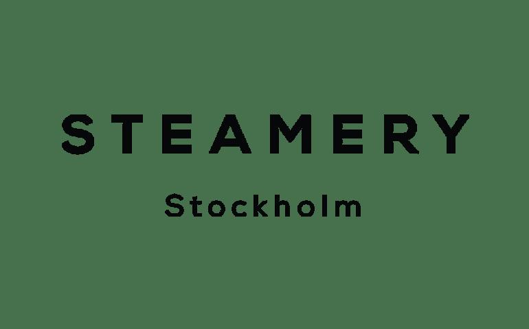 Steamery company logo