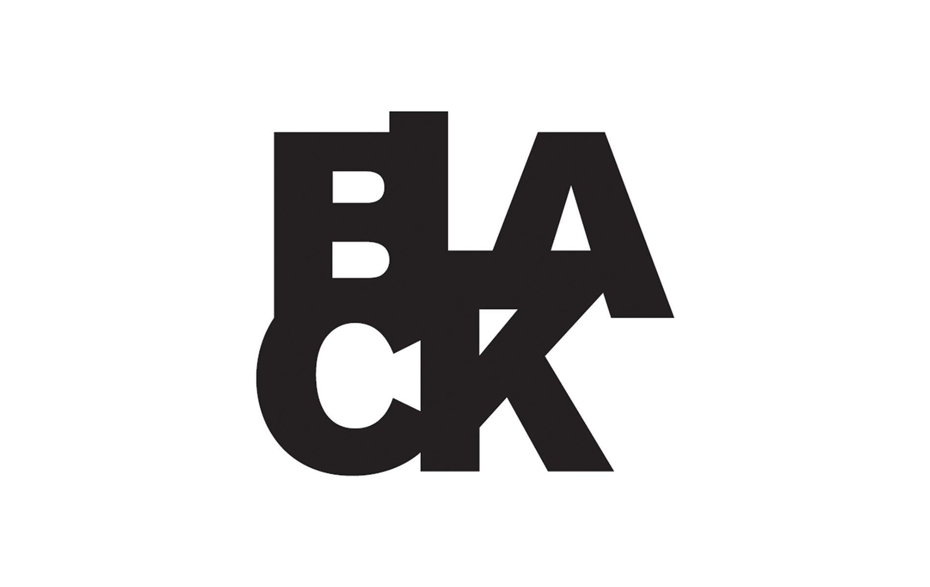 Black Eyewear company logo
