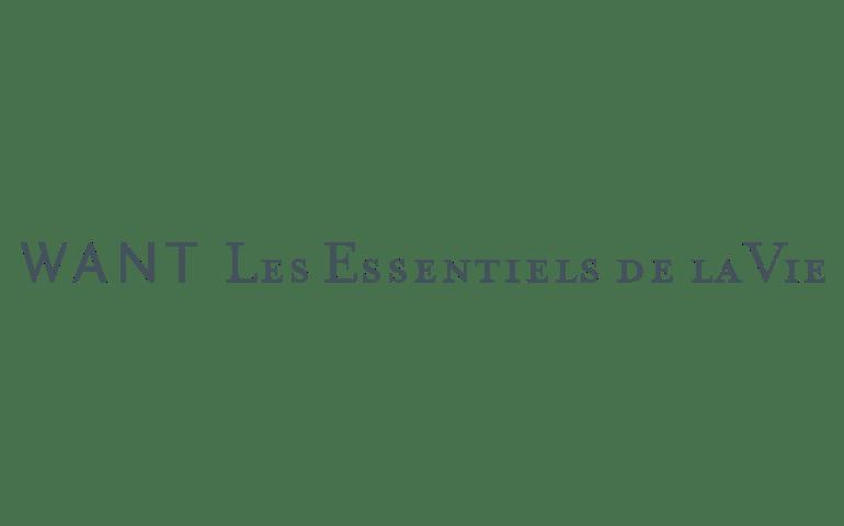 WANT Les Essentiels company logo