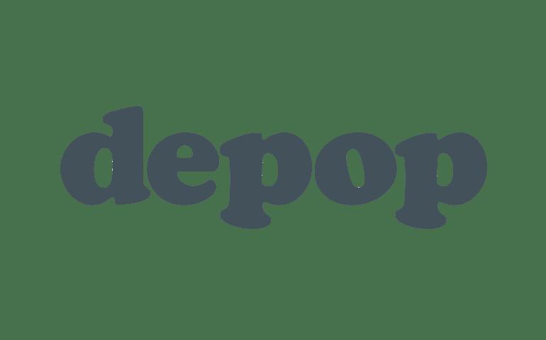 Depop company logo