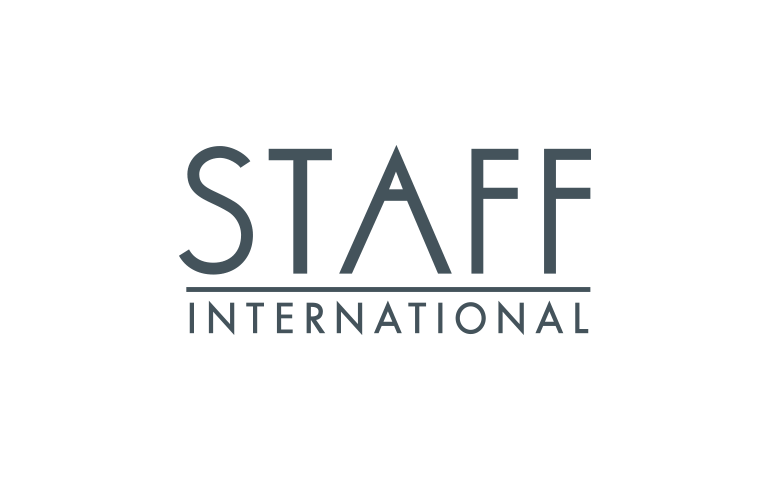 Staff International company logo
