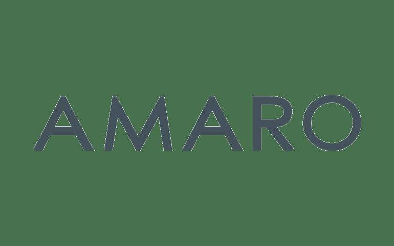 Amaro company logo