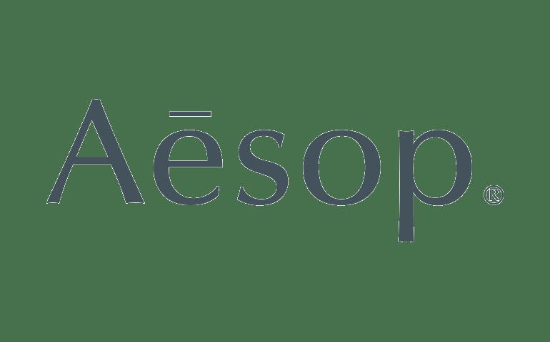 Aesop company logo