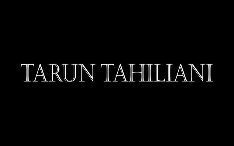 Tarun Tahiliani