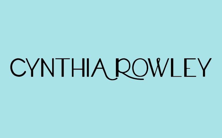 1. Cynthia Rowley (Don't Use)