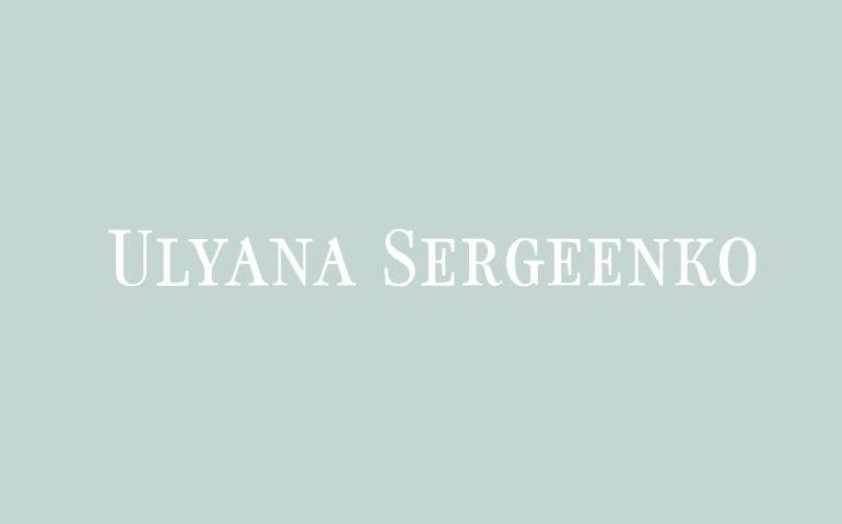 Ulyana Sergeenko