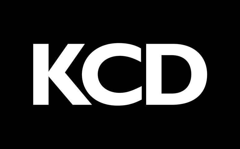 KCD company logo