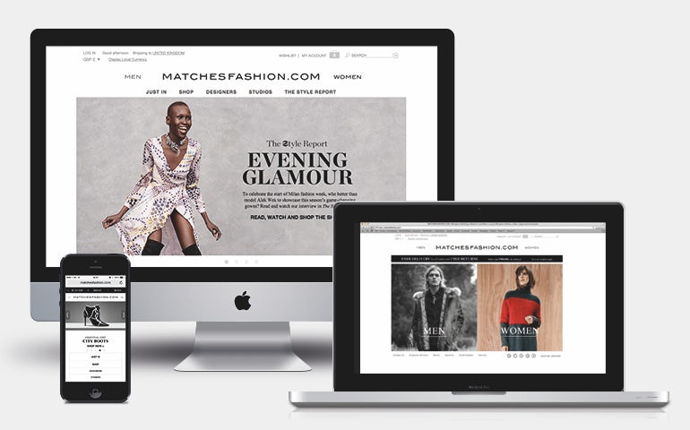 Profile image for MatchesFashion.com