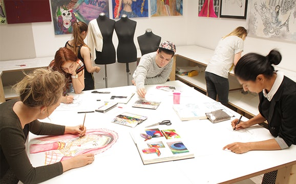Fashion Design Institut S Page Bof Careers The Business Of Fashion