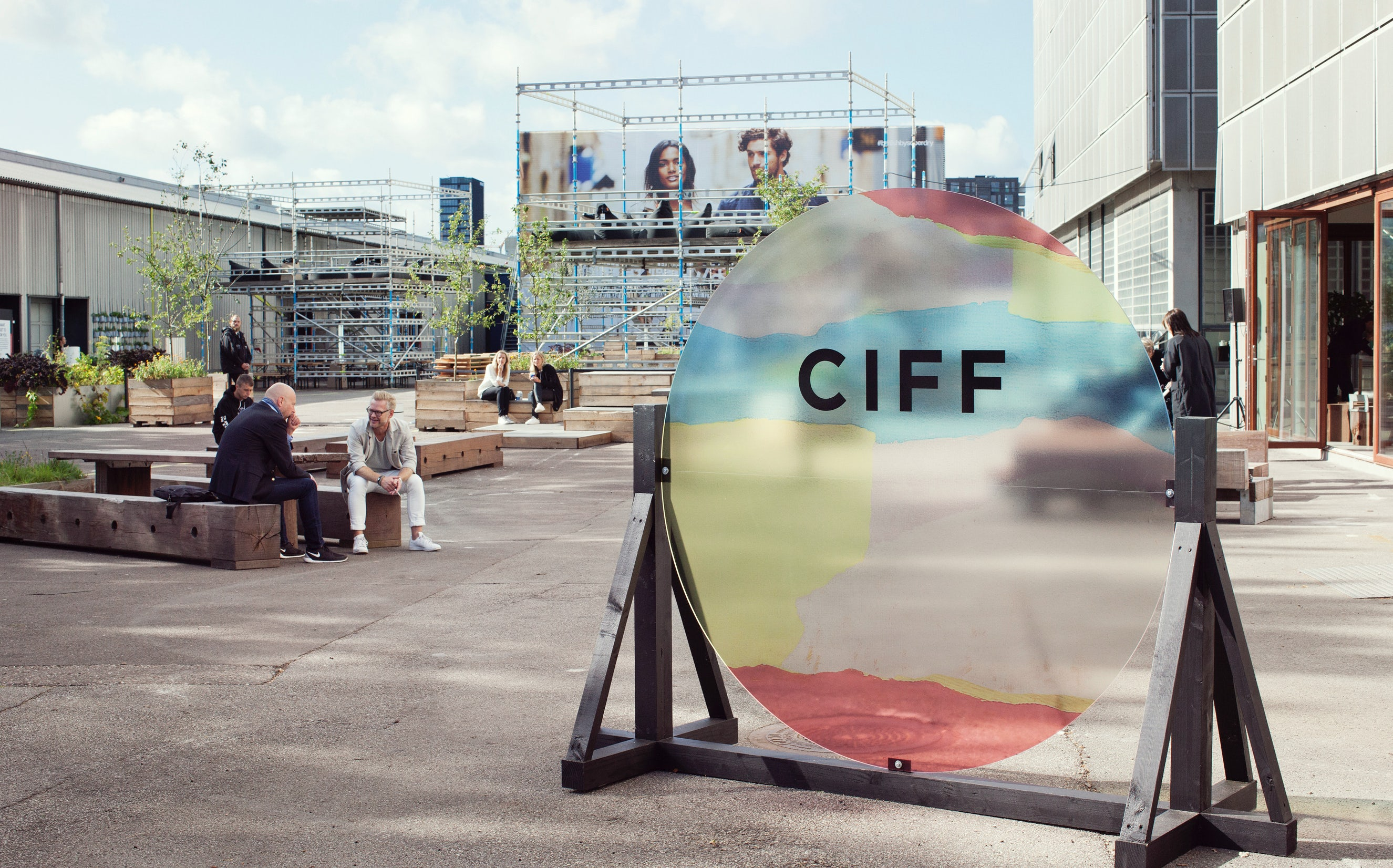 Profile image for CIFF