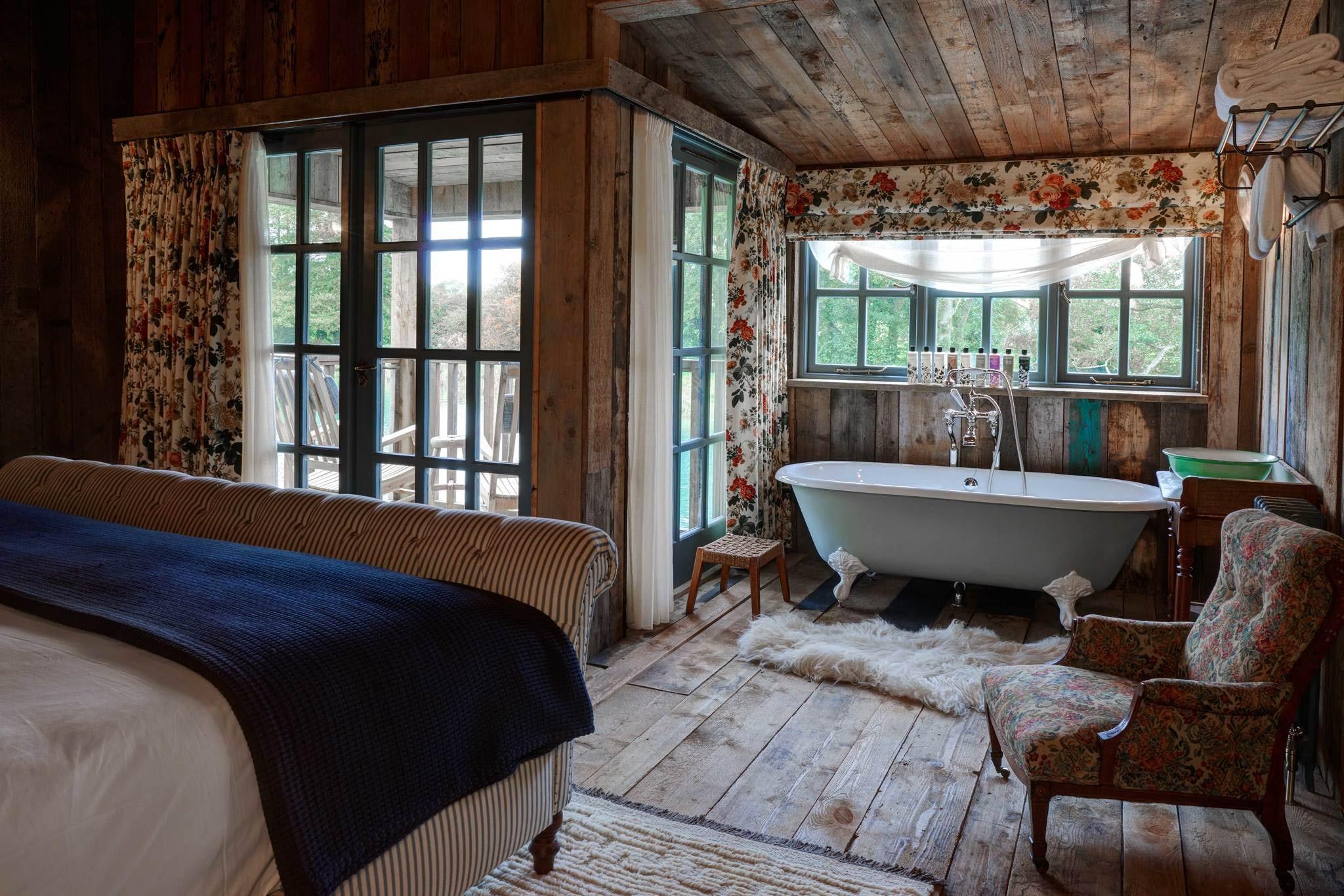 soho farmhouse room