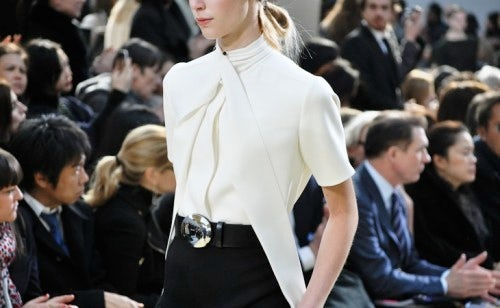 Celine A/W 2010 | Source: Jak and Jil