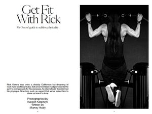 Get Fit With Rick | Source: INDUSTRIE
