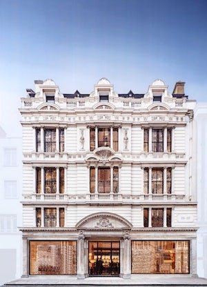 Rendering of Belstaff House | Source: Belstaff