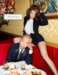 Jason Wu Spring/Summer 2013 Campaign | Source: Li, Inc.