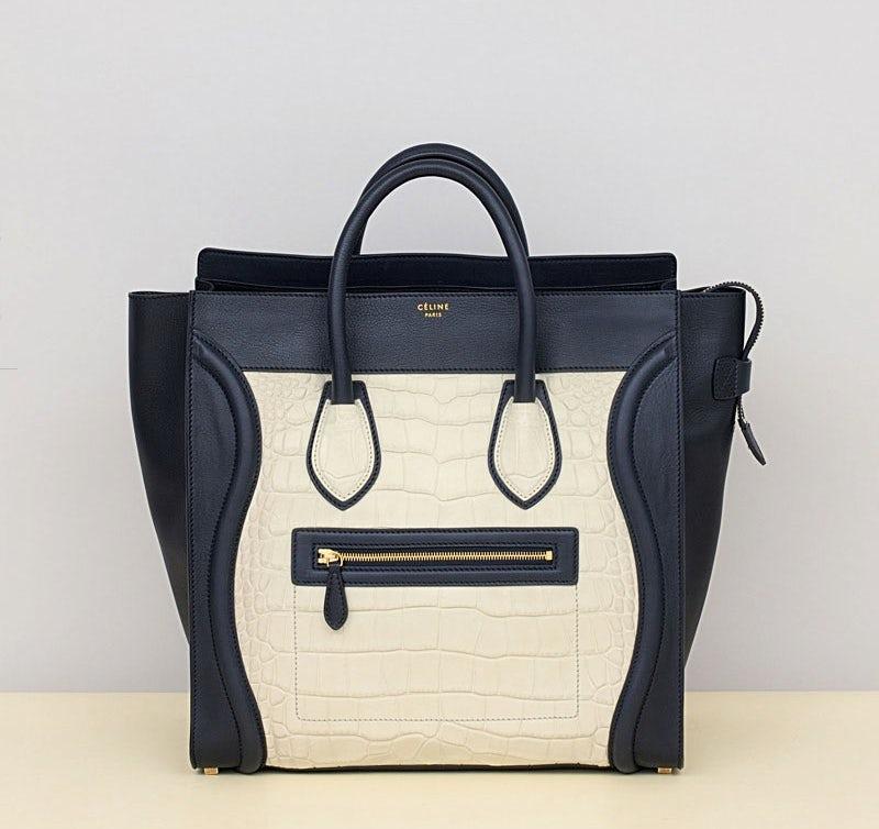 Céline's Luggage Tote | Source: purseblog.com