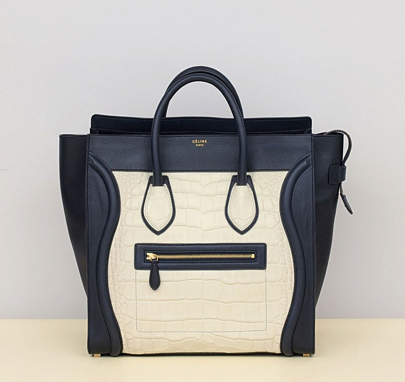Céline's Luggage Tote | Source: purseblog.com