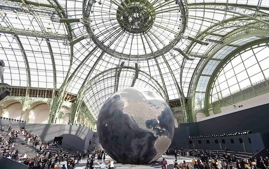 Chanel A/W 2013, Globalisation | Source: Reuters