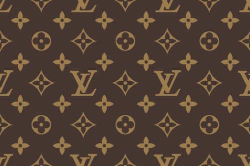 Image result for louis Vuitton monogram design