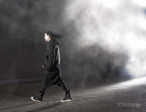 Rick Owens | Photo: Andreea Macri/Courtesy of Style.com