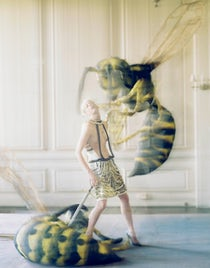 Photo: Tim Walker for Love