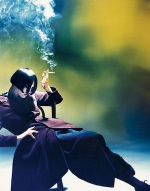 Nick Knight for Yohji Yamamoto