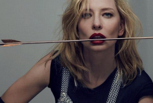 Cate Blanchett for 032c styled by Mel Ottenberg