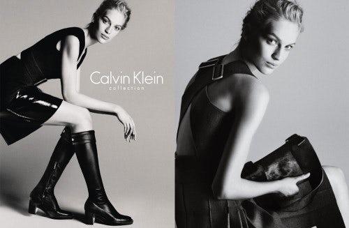Calvin Klein Collection Autumn/Winter 2013 Campaign