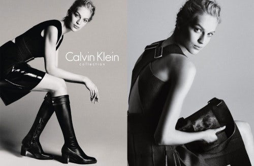 Calvin Klein Collection Autumn/Winter 2013 Campaign